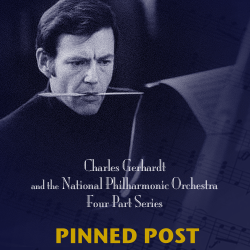 A TRIBUTE TO CHARLES GERHARDT
