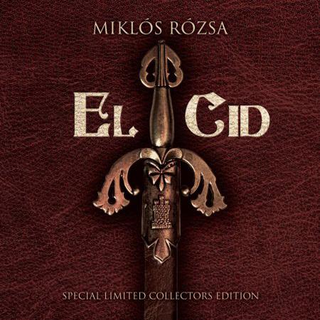 RE-RECORDINGS   #14 (TIE) EL CID