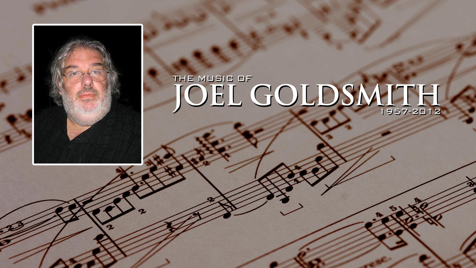 Joel Goldsmith - Diamonds Music By Joel Goldsmith
