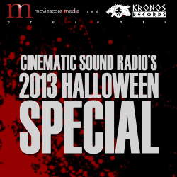 MOVIESCORE MEDIA/KRONOS RECORDS HALLOWEEN SPECIAL