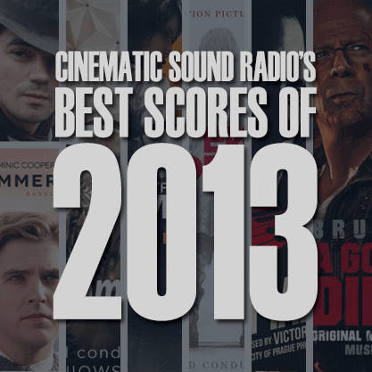 THE BEST SCORES OF 2013