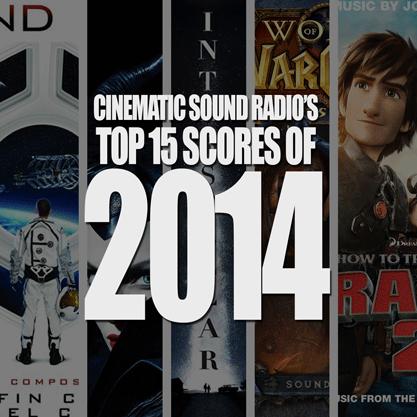 TOP 15 SCORES OF 2014